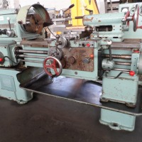 Center Lathe KRASNI PROLETARSKI IK 62