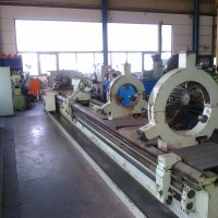 Center Lathe TOS SUS 80