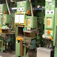 Double-Column Presse DIEFFENBACHER HPU 20