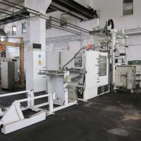 Comp. air,Vacuum,Thermoforming machine KIEFEL THERMOFORM KLS 70/190K