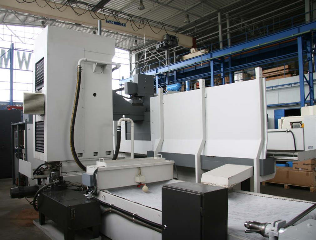 Surface Grinding Machine Elb Swde 15 Unicon
