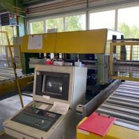 CNC - production lines for window Ingenierbüro Maschinenbau GmbH BJM RF-9L / H