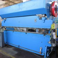 Press Brake - Mechanical CHICAGO -DREIS & KRUMP S 12 L