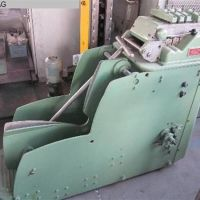 Decoiler- and Straightening Machine L.A.S.A. MONTRAGON LR 6 200 DL