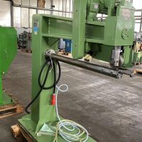 Flanging and Seam Rolling Machine Fasti 1020x0,6