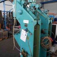 Wobbling and Riveting Machine STEINEL Nr. 10