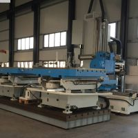 Table Type Boring and Milling Machine UNION CHEMNITZ KCUX 130 CNC 840 D