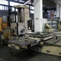Table Type Boring and Milling Machine UNION KARL MARX STADT BFT 90/3
