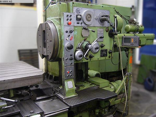 Table Type Boring And Milling Machine Stankoimport 2620 E