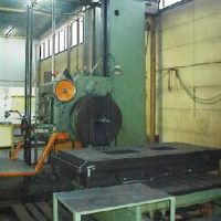 Floor Type Boring and Milling M/C - Hor. UNION BFP 125