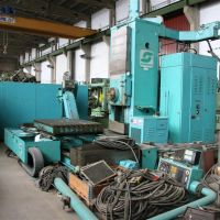 Table Type Boring and Milling Machine SCHARMANN - NC Ecocut 2.3/TDV3