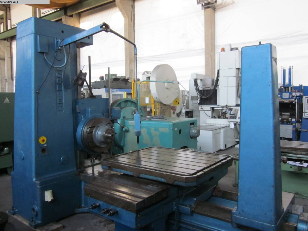 Table Type Boring And Milling Machine Collet Engelhartd