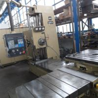 Table Type Boring and Milling Machine UNION KARL MARX STADT BFT 90/5-2