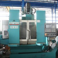Profile Machining Center CHIRON WERKE GMBH & CO.KG FZ 18 S
