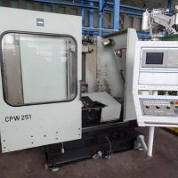 Machining Center - Horizontal VEB Ruhla CPW 251 - 4-Achsen