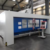 Machining Center - Universal Reichenbacher Hamuel ECO-NT 3610-1K