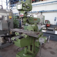 Milling Machine - Vertical LAGUN IBERIMEX FTV 1