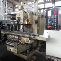 Milling Machine - Vertical WMW Heckert FSS400