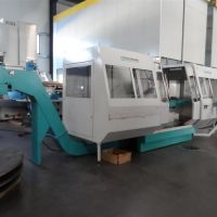 Bed Type Milling Machine - Universal Reckermann Delta Kombi 1300K