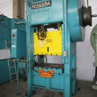 Eccentric Press - Double Column NIAGARA SC 2 - 100 -36 - 30