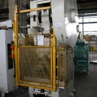 Eccentric Press - Double Column RHODES WAKEFIELD LTD. RF 100