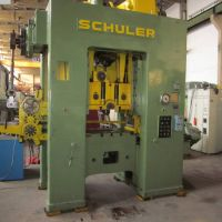 Eccentric Press - Double Column SCHULER P2ESs 125