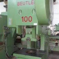 Eccentric Press - Single Column BEUTLER PDR 100