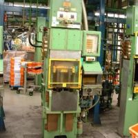 Hydraulic Double-Column (Drawing) Press DIEFFENBACHER HPU 20