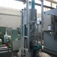 Single Column Press - Hydraulic EITEL P25B