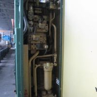 Hydraulic Double-Column (Drawing) Press TFO PH-M 100h