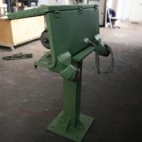 Double sided stand grinder RAW WILH.PIECK SET Fr 2 x 200