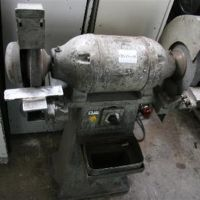 Double spindle mounted in journals GREIF D 300