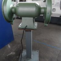Double spindle mounted in journals VEB ELBTHALWERK SET r 2x600