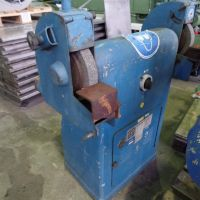 Double sided stand grinder GISAG SE 2x315