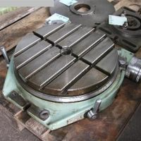 Rotary Table STANKOIMPORT RT 400