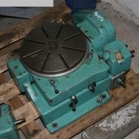 Rotary Table WMW RT 300