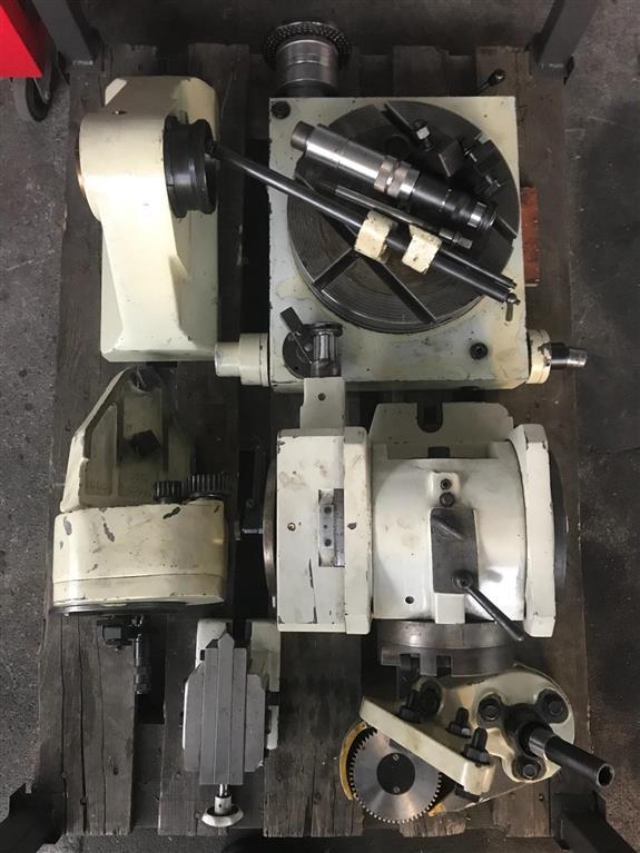 Sonstige Ersatzteile und Zubehör | WMW Heckert FSS 400E