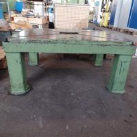 Clamping Table UNBEKANNT / UNKNOWN