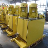 Hydraulic Pumps Unit HAGENBUCH SA 779/24+SA 780/36