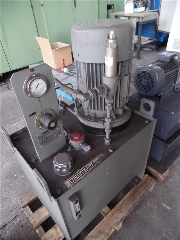 Hydraulic Pumps Unit | Orsta Hydraulik 540