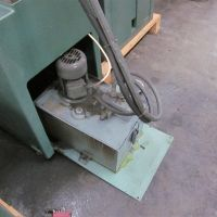 Cavity Sinking EDM - Machine SIEGBURG NS 201