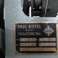 Packing Machine KIEFEL KP 1