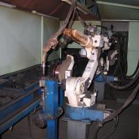 Welding Robot | OTC DAIHEN CORPORATION Almega EX-V6