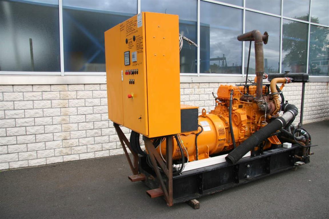 generator cogeneration plant aggretech ag s 250 b