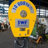 Electric Hoisting Gear - Trolley SWF