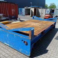Heavy Goods Trailer Seacom EPWB 20