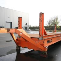 Heavy Goods Trailer Mafi RT 40