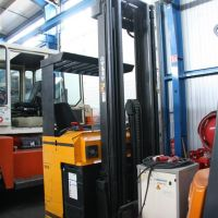 Fork Lift Truck - Electric ATLET U 141 141DTPVR0670/U
