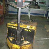 Lift truck - electric STEINBOECK WN 20 MK V A-1