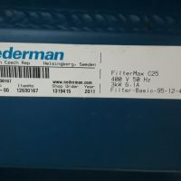 Filter Device NEDERMAN FilterMax C25